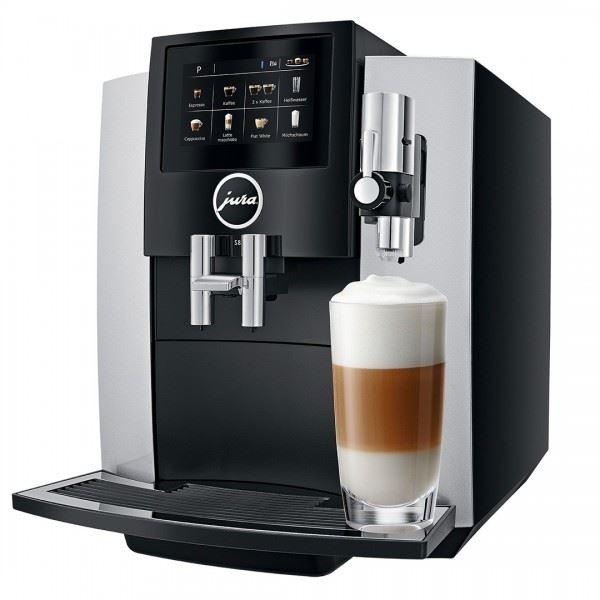 Jura 15202 S8 MOONLIGHT SILVER Espresso machine