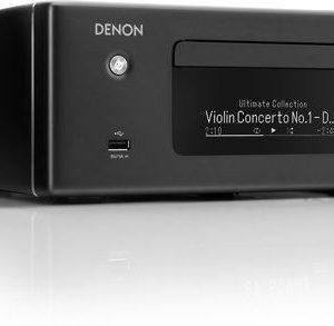 Denon RCDN-10 ZWART Receiver
