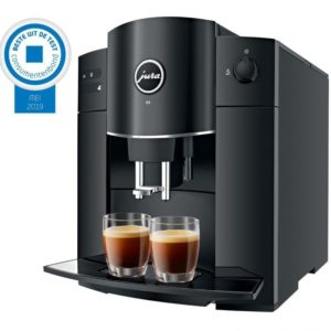 Jura 15221 D4 PIANO BLACK Espresso machine