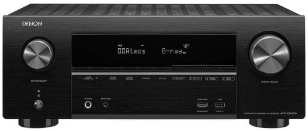 Denon AVR-X2500H Receiver