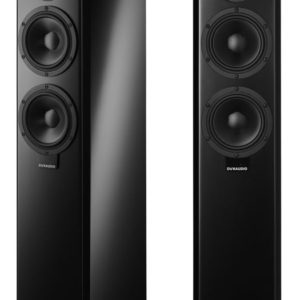Dynaudio Xeo 30 Satin Black Luidspreker per set