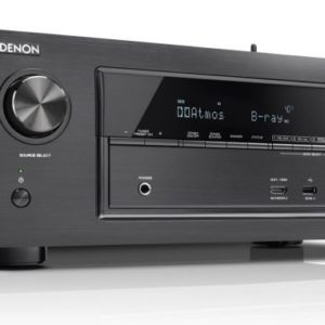 Denon AVRX4500HBKE2 Receiver