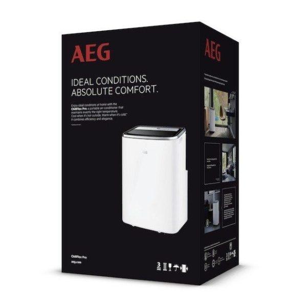 AEG AXP26U338CW Mobiele airco