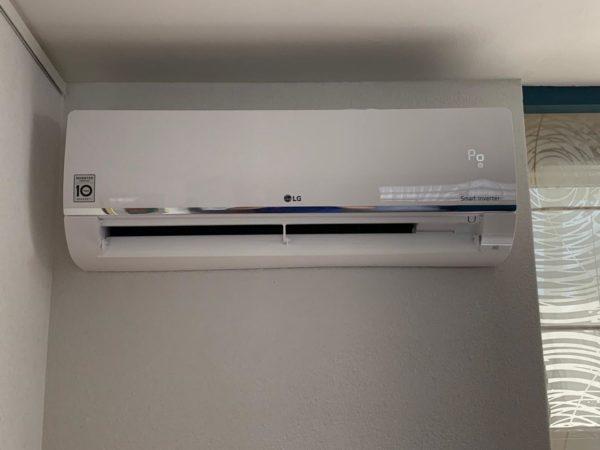 LG LGPC12SQ Airco split systeem