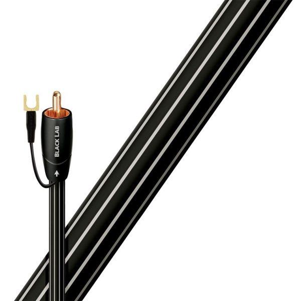 AudioQuest Black Lab Subwoofer kabel 3 meter