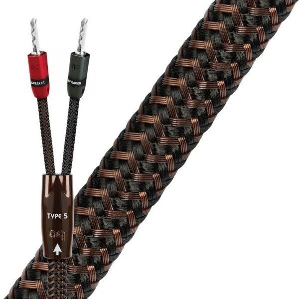 AudioQuest Type 5 Luidspreker kabel per meter