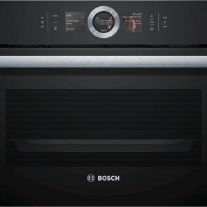 Bosch CSG656RB7 SERIE 8 HOME CONNECT Stoomoven inbouw