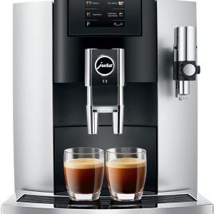 Jura 15293 E8 PLATINA TOUCH EU Espresso machine