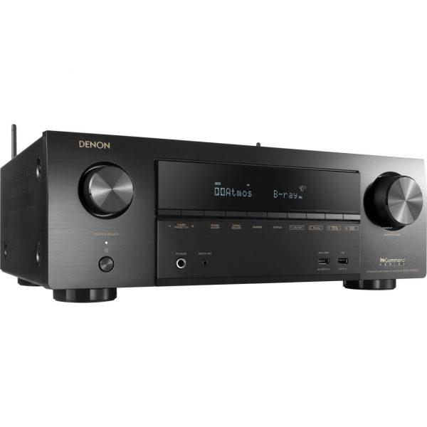 Denon AVR-X1600H BLACK Receiver