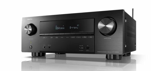 Denon AVR-X2600H BLACK Receiver
