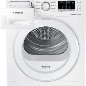 Samsung DV80M5010IW/EN OPTIMAL DRY Warmtepomp droger