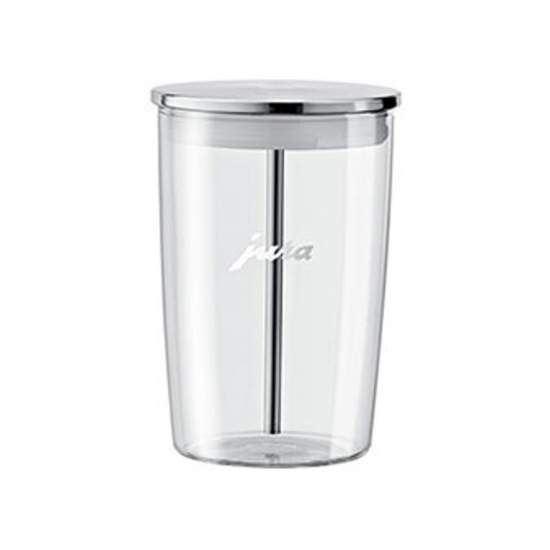 Glazen melkhouder