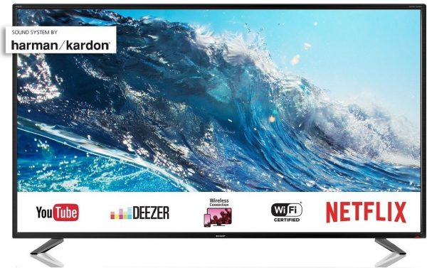 Sharp LC-55BJ3 LED TV