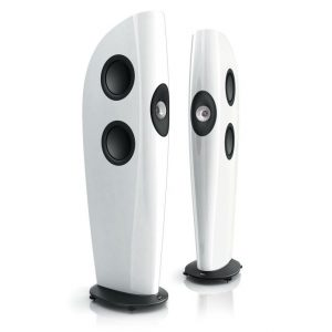 KEF BLADE 2 Snow White Luidsprekers