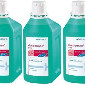 Numatic v501032/10 Desinfectie