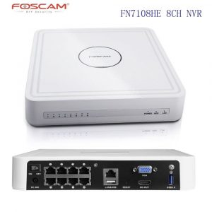 Foscam FN7108HE Netwerk Video Recorder