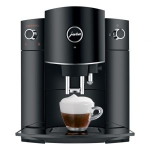 Jura 15324 D6 PIANO BLACK Espresso machine