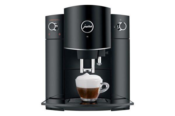 Jura 15324 D6 PIANO BLACK Espresso machine