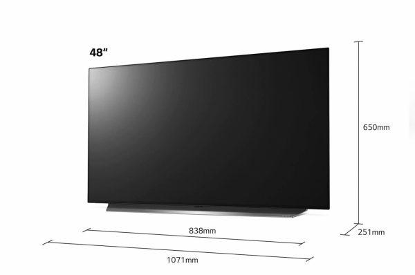 LG OLED48CX6 OLED TV