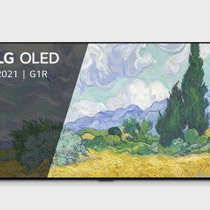 LG OLED77G1RLA OLED TV