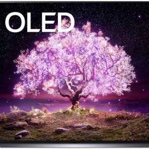 LG OLED83C14LA OLED TV