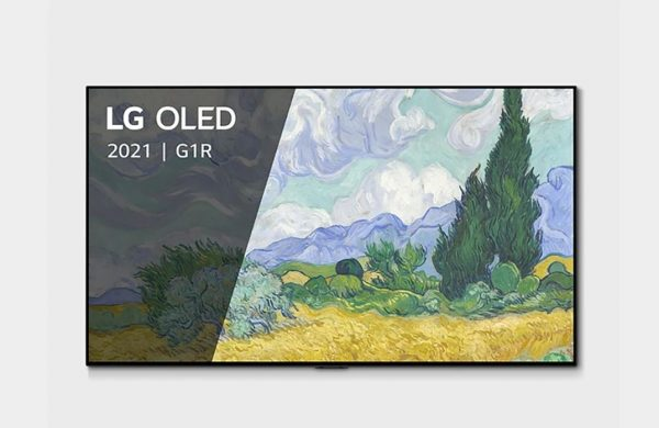 LG OLED65G1RLA OLED TV