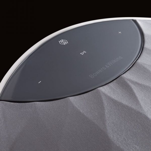 Bowers & Wilkins Formation Wedge Zilver
