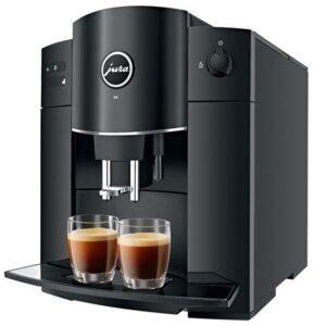 Jura 15221 D4 PIANO BLACK Espresso machine